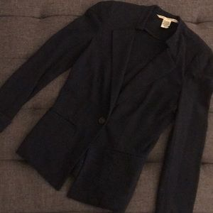 DVF Diane Von Furstenburg stretch Blazer jacket